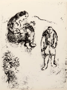 From the book Chagall's Studios by Marc Chagall 1976
