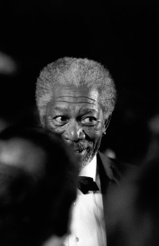 Morgan Freeman by Stephane Kossmann