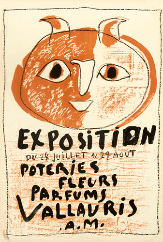 Third Vallauris Poster by Pablo Picasso 1948