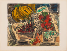 Nature Morte Aux Fruits du Marché by Raoul Dufy