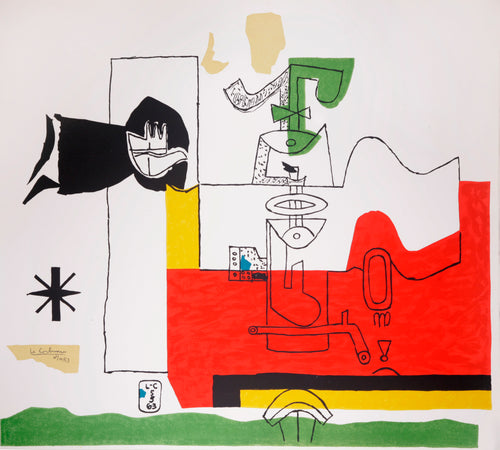 Totem by Le Corbusier 1963
