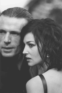 Lambert Wilson & Monica Belluci by Stephane Kossmann