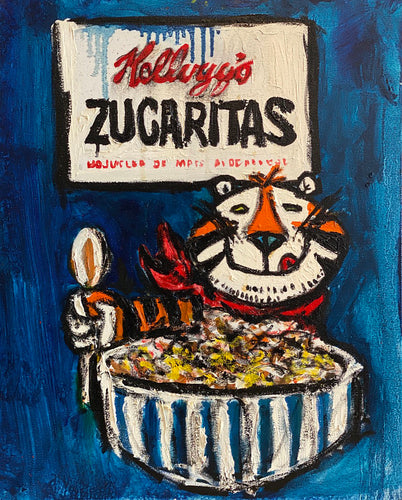 Zucaritas by M. ScHoRR
