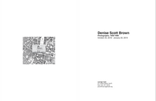 Denise Scott Brown: Photographs, 1956-1966