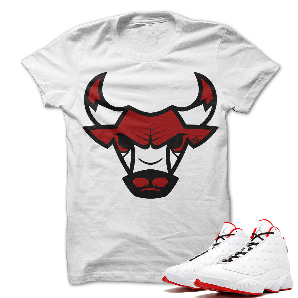 Raging Bull Tee (Air Jordan 13 History Of Flight)