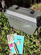 Plastic Ammo Can Cache Kit