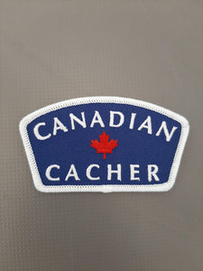 Canadian Cacher Patches