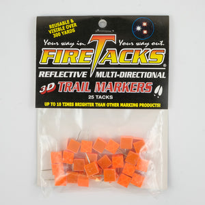 blaze 4D fire tacks in package