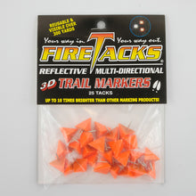 blaze 3D fire tacks in package