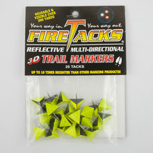 Fire fly 3D fire tacks in package