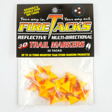 Wildfire 3D fire tacks in package