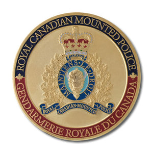 RCMP Generational Coin
