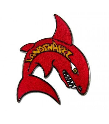 Shark Attack Pin