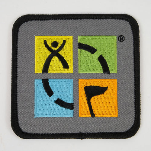 Geocaching Patch