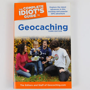 Idiots Guide to Geocaching Book