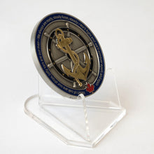 Acrylic Coin Stand