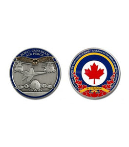 Royal Canadian Air Force Coin