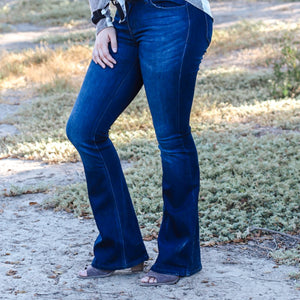 Oh My Flare Jeans - Urban Outlaw Boutique