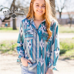NFR Worthy Button up - Urban Outlaw Boutique