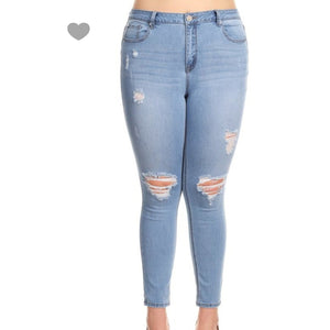 Bless Your Heart Curvy Jean - Urban Outlaw Boutique