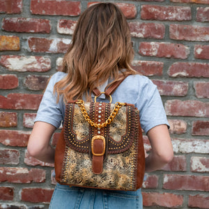Purse - Montana West Backpack