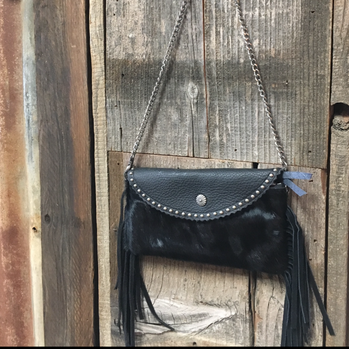 Fringe purse - Urban Outlaw Boutique