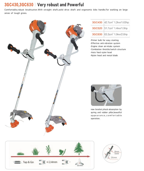 knkpower [16220] KASEI BRUSH CUTTER