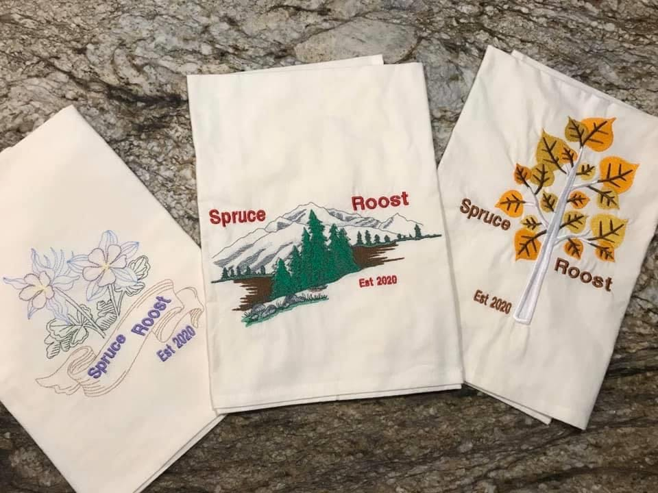 How to Embroidery on Flour Sack Dish Towels? - Best Tips and Practices —  Mary's Kitchen