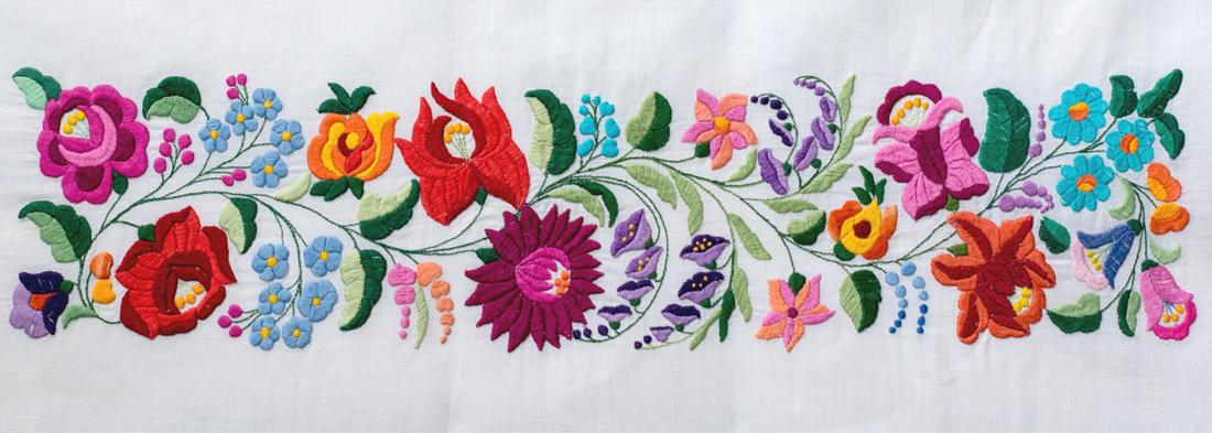 photograph relating to Free Printable Punch Needle Patterns identified as How in the direction of Embroidery upon Flour Sack Dish Towels? - Excellent Recommendations and