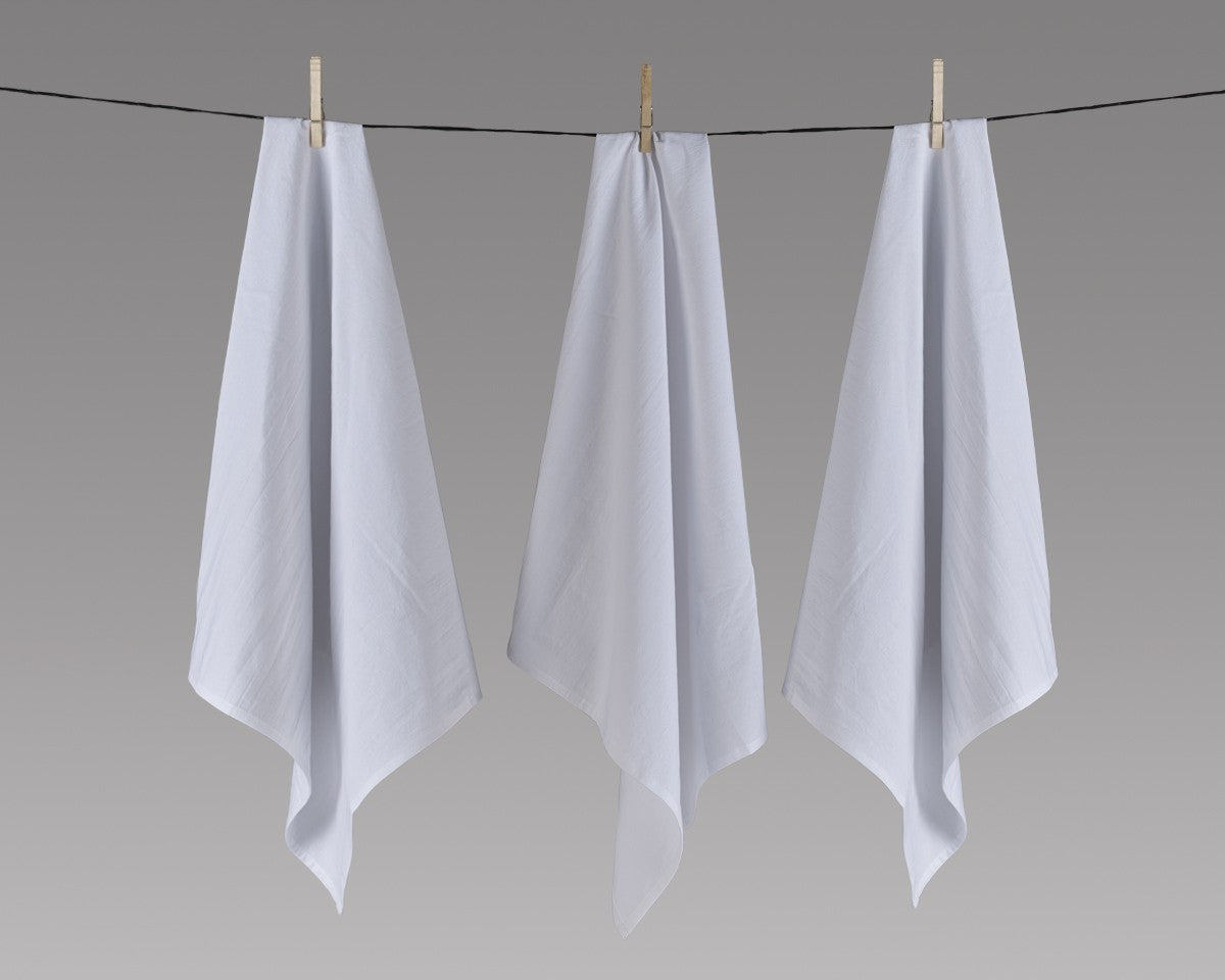 Flour Sack Towels Set Of 12 100 Cotton Highly Absorbent