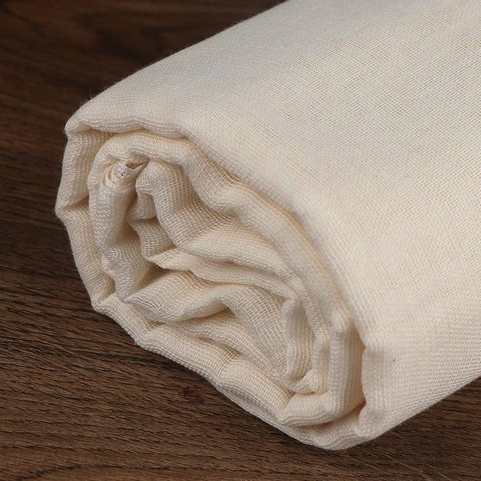 Cheesecloth in Bulk Wholesale, Grade 90, 36 Square Feet, 100% Unbleached Cotton Fabric Ultra Fine Reusable Cheese Cloth