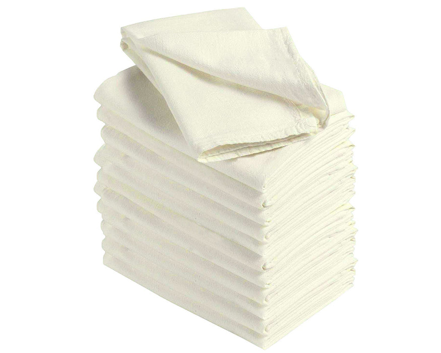 "Wholesale Tea Towels Bulk, Buy Blank Flour Sack Towels 27""x 27"""
