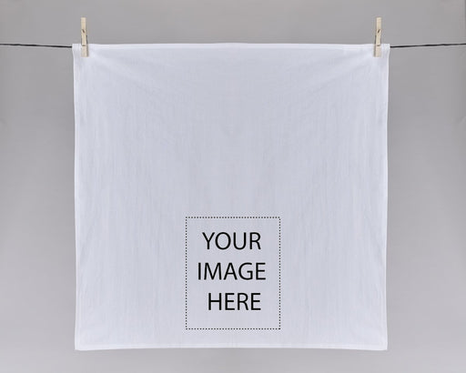 Chef Towel Chef 19 Embroidered Personalised Towels and Tea Towels