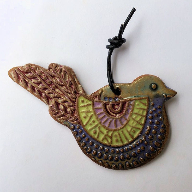 Bird Christmas Ornament