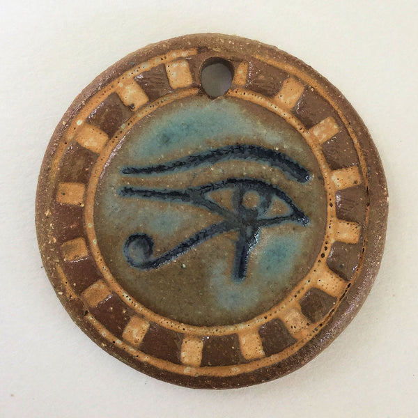 Eye of Ra Focal Bead Circle
