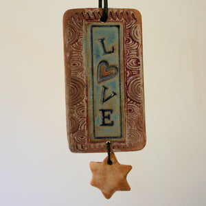 Love Inspirational Ornament