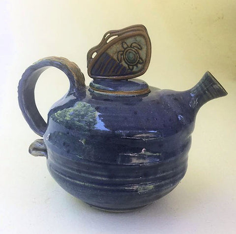 Sea Turtle Tea Pot
