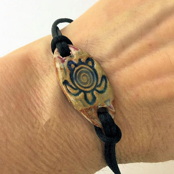 Sea Turtle Bracelet Bead