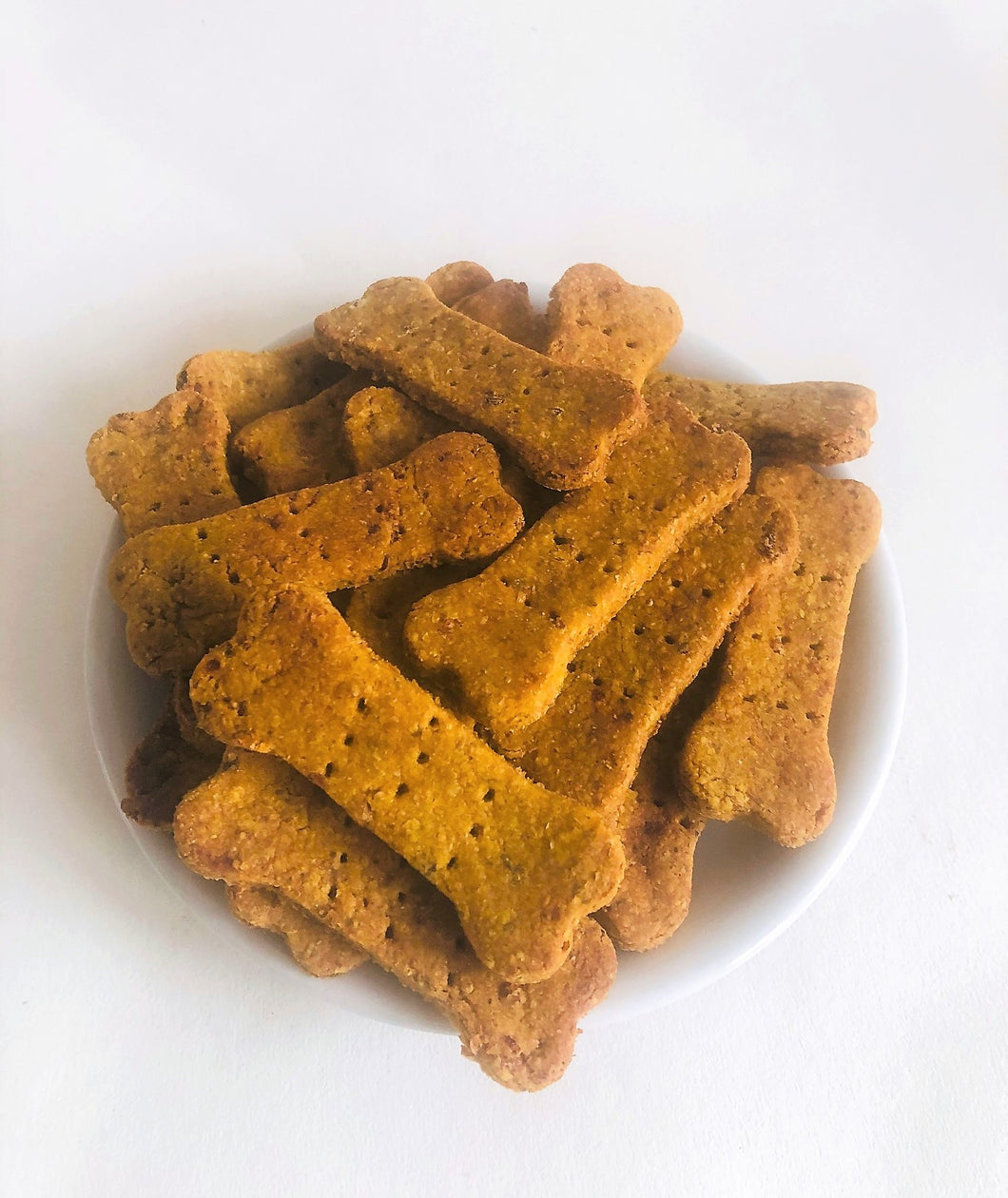 Organic Calming & Healthy Dog Treat With Hemp Oil