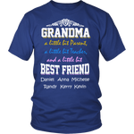 BEST FRIEND GRANDMA - ShirtSpice