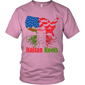 US WITH ITALIAN ROOTS