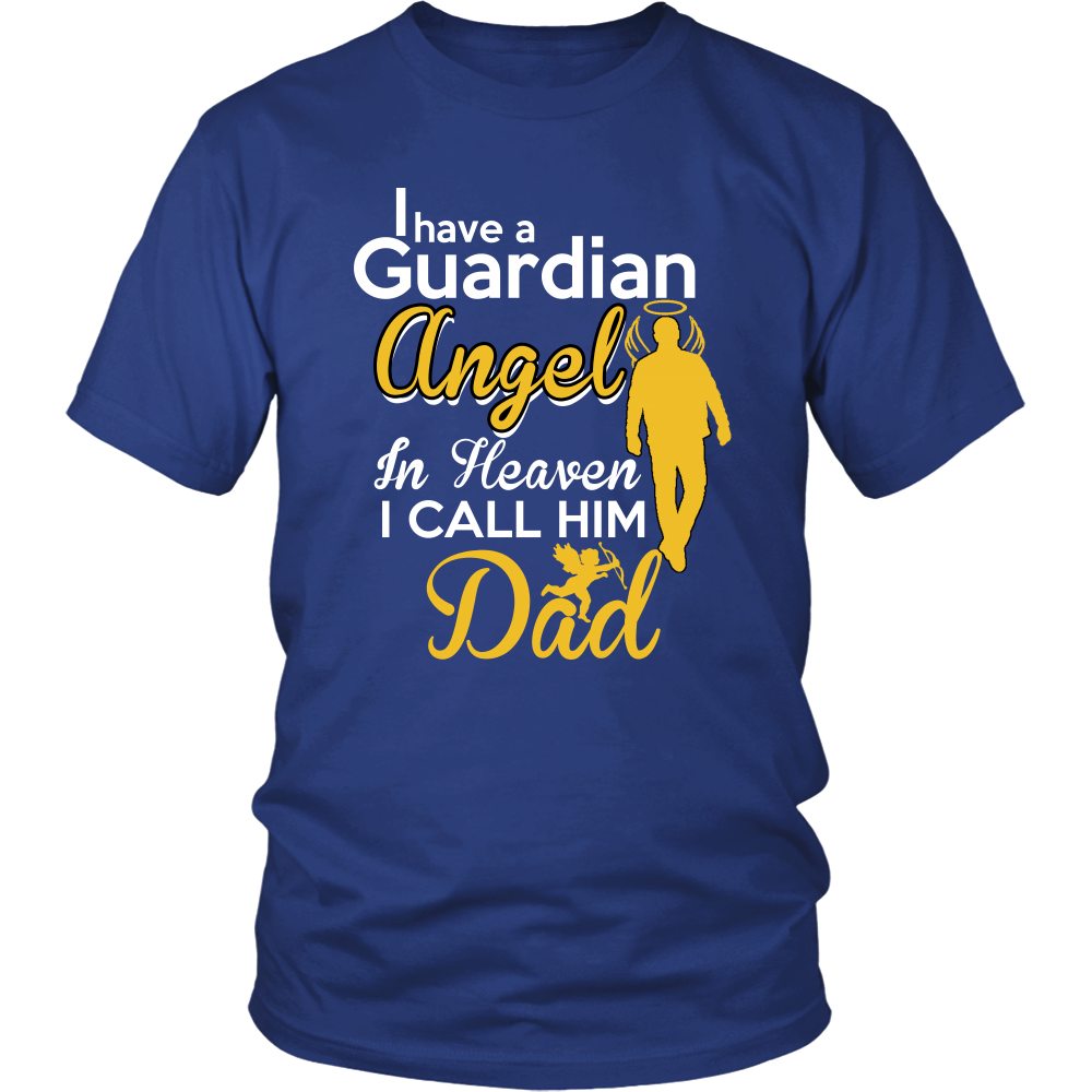 I HAVE A GUARDIAN ANGEL