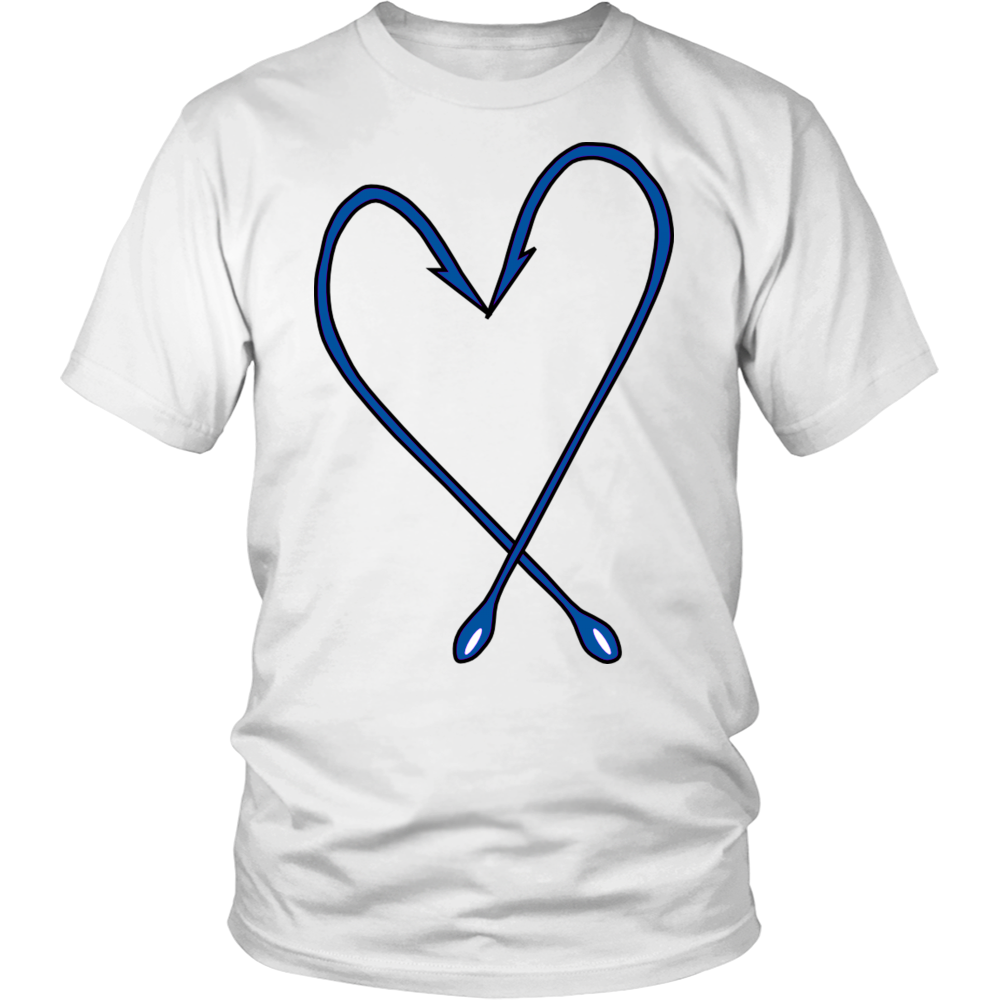 HOOK HEART SHIRT
