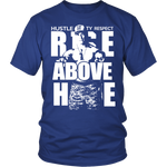 RISE ABOVE HATE SHIRT