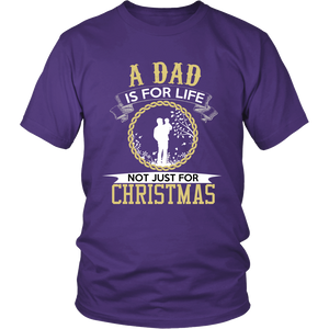 DAD, NOT JUST FOR CHRISTMAS