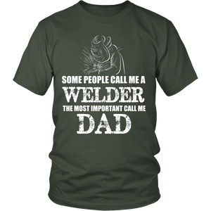 PEOPLE CALL ME WELDER