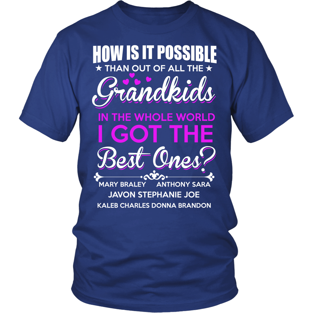 BEST GRANDKIDS - ShirtSpice