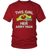 THIS GIRL LOVES HER ARMY MAN