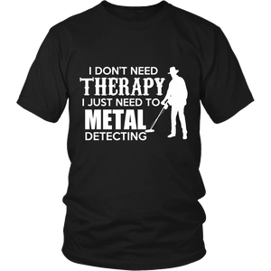 METAL DETECTING SHIRT