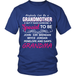 SPECIAL GRANDMOTHER - ShirtSpice